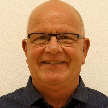 Foto fysiotherapeut John de Vlaming