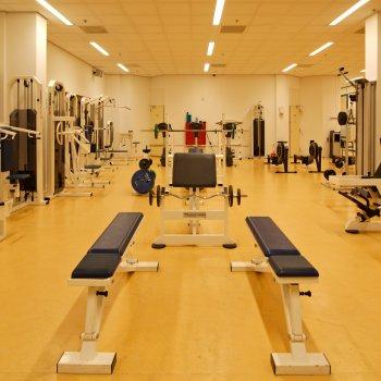 Sportzaal - 'benches'
