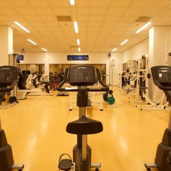 Sportzaal - fietsen 01